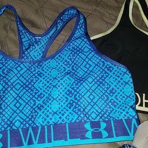 Under Armour Intimates & Sleepwear - *LOT* Under Armour Sports Bras XL